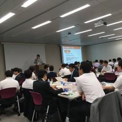 大野先生が京都青年税理士会、船井総合研究所でセミナーを行いました